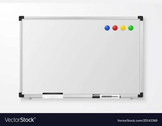 4*4 magnetic imported whiteboards image 1
