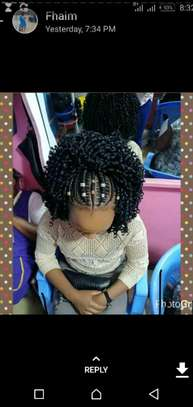 Hair dressing image 4