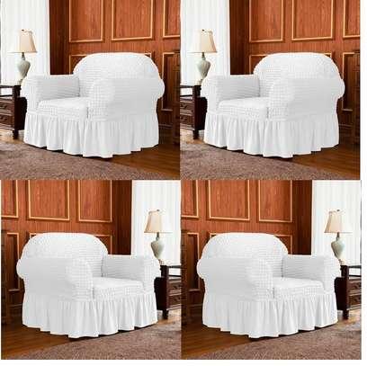 Stretch Spandex Sofa Cover image 9