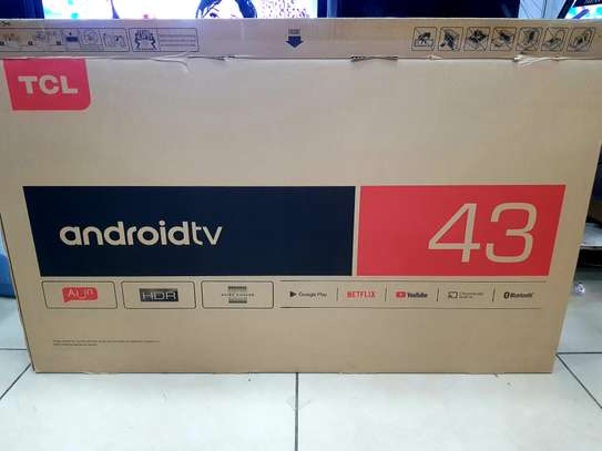 """TCL TV 24"""" 32"""" 43"""" 49"""" 50"""" 55"""" 65"""" 75"""" image 1"""