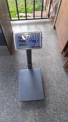 BRAND NEW DIGITAL WEIGHING SCALE 100KG image 3