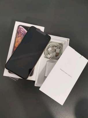 Apple Iphone xs max 512 Gigabytes & Airpods image 3