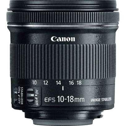 Canon EF-S 10-18mm f/4.5-5.6 IS STM Lens image 2