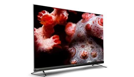 Hisense New 43 inches Smart UHD-4K Frameless Digital TVs image 1