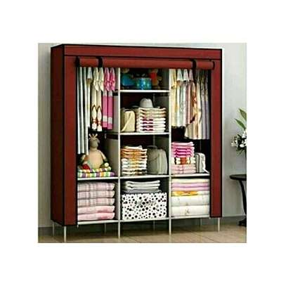 SOLID WOOD PORTABLE WARDROBES