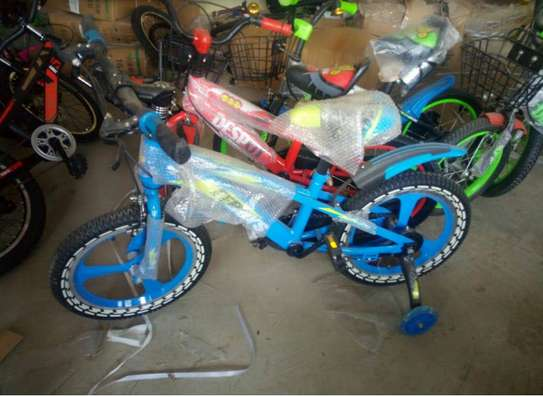 Fat Tyre kids Mountain bike/bicycle image 2