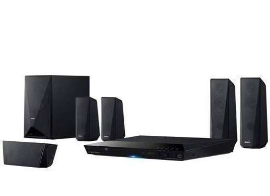 Sony Dz350 SONY HOME THEATER  SYSTEM image 1