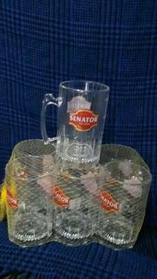 Senator keg glass/acrylic glass/melamine glass image 2
