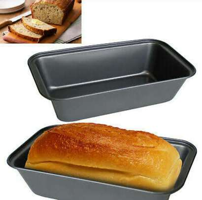 Bread Baking Tins ....Non Stick image 1