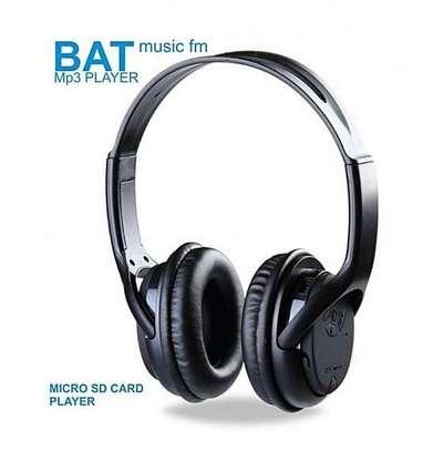 BAT Wireless BAT MUSIC Headphone MP3 Player image 1