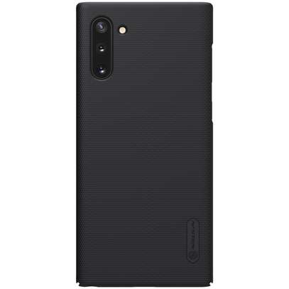 Galaxy Note 10 Nillkin Super Frosted Shield Matte cover case image 2