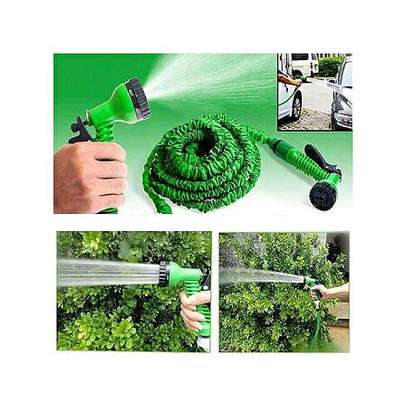 Magic expandable hose pipe