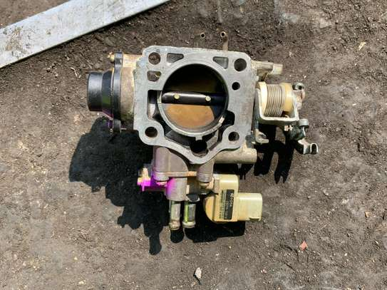Throttle Body for 5A Toyota Engine image 4