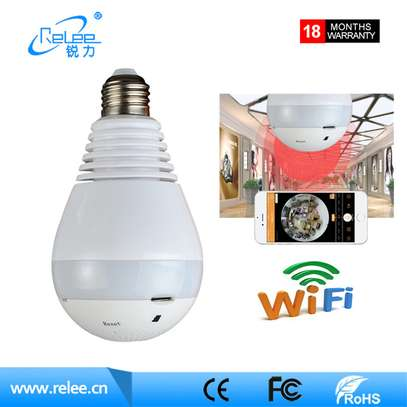 Cctv Bulb Camera image 2