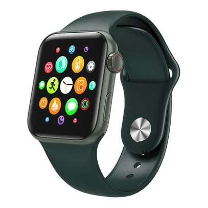 W58 Pro Fitness Smart Watch with Temperature monitor image 2