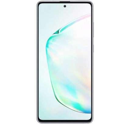 Samsung Galaxy Note 10 Lite -6.7 Inch, 6GB + 128GB - 4G - Dual SIM - Black image 1