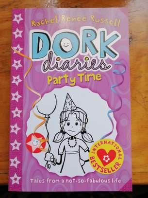 Dork Diaries story books image 2