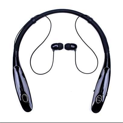High quality neck Bluetooth Earphone headset image 1