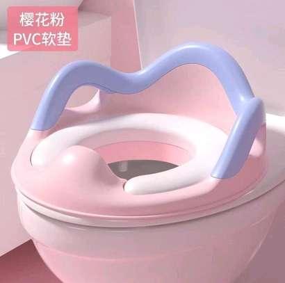 Baby training potty seat image 1