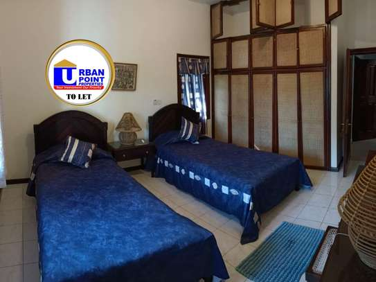 Furnished 3 bedroom apartment for rent in Malindi Town image 6