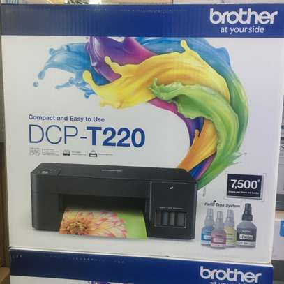 Brother T220 all in one printer image 1
