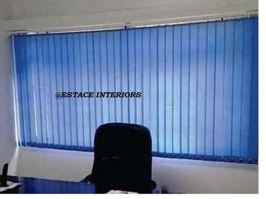 OFFICE BLINDS / VERTICAL BLINDS image 3