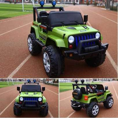 Electric kids cars - Jeep