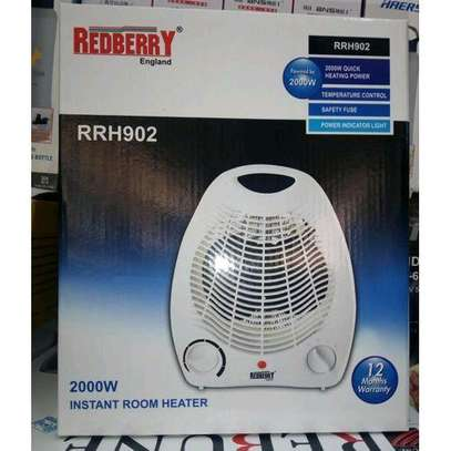 Redberry Room Heater- Perfect For Cold Seasons image 1