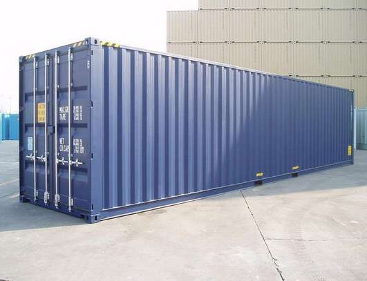 40ft High Cube Shipping / Storage Container for Sale - Top Universe image 1
