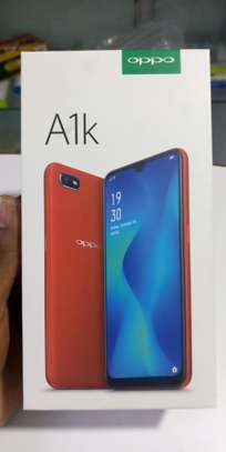 OPPO A1k image 1
