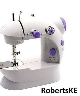 Multi-function portable sewing machine image 1