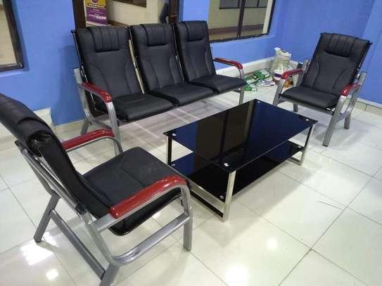 Executive Office Waiting Sofas image 1