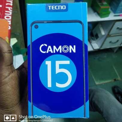 Tecno Camon 15 image 2