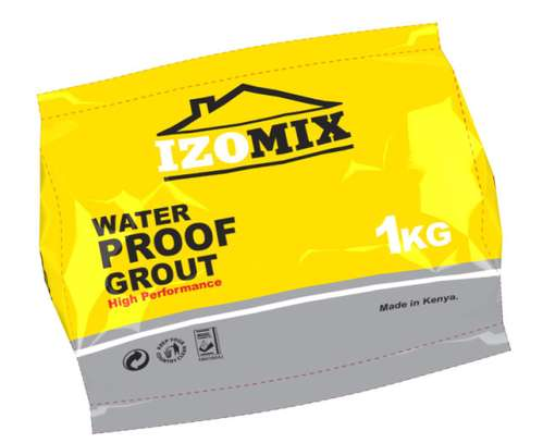 Grout suppliers in Kenya.