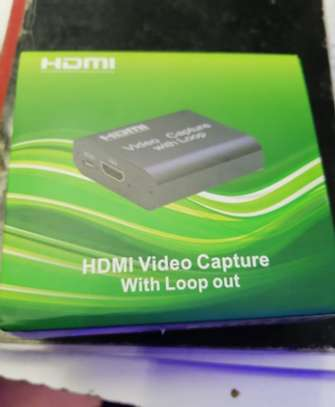 Hdmi Video capture With loop out 4k input 1080p output image 1