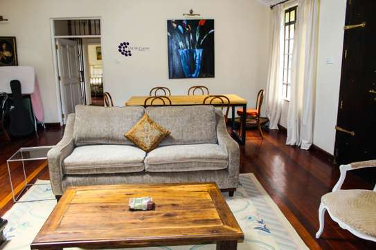 Furnished 2 bedroom house for rent in Old Muthaiga image 7