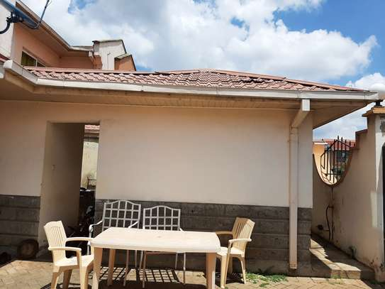 4 bedroom townhouse for rent in Langata Area image 6