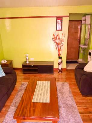 Furnished 1 bedroom apartment for rent in Kinoo image 3