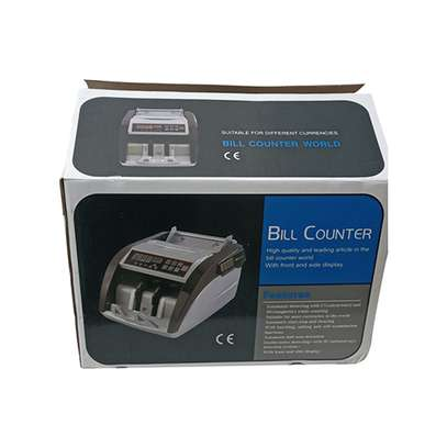 excellent quality currency detector and counter image 1