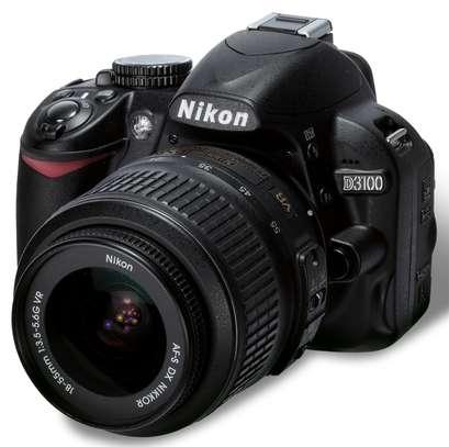 NIKON D3100 DIGITAL CAMERA-REFURBISHED image 3