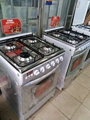 4Gas Burner cooker image 1