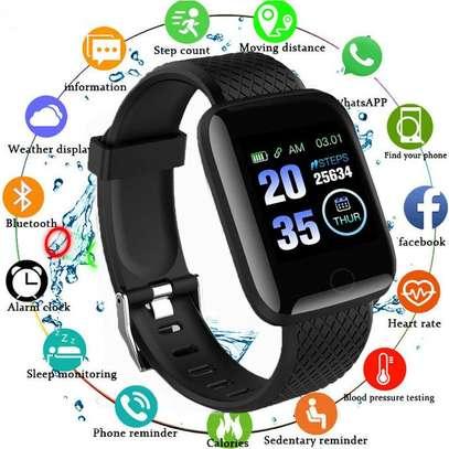 Smart Watch HRV Activity Tracker Blood Oxygen image 1