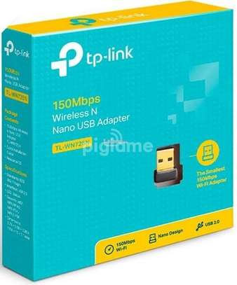 USB WITH ADAPTER (TP-LINK) 150 MBPS image 1