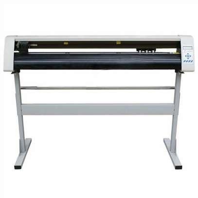 "Cutting Machine RS-1360C+STAND +Software 48""Sign Sticker Plotter Vinyl Cutter image 2"