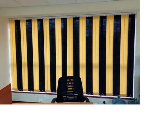CURTAINS AND BLINDS  DECORATIVE FOR YOUR OFFICE image 5