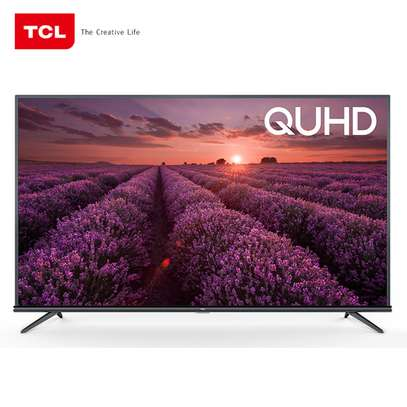 TCL 55 inch Android Smart Ultra HDR 4K TV