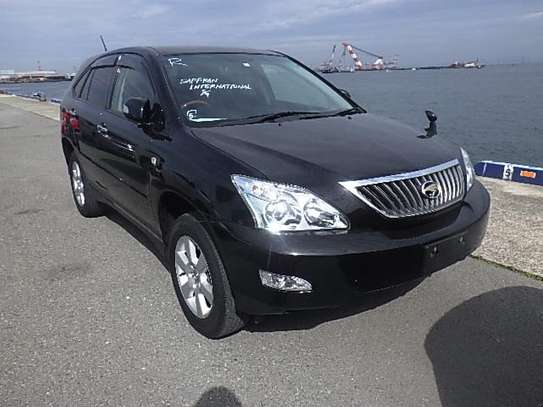 Toyota harrier image 1
