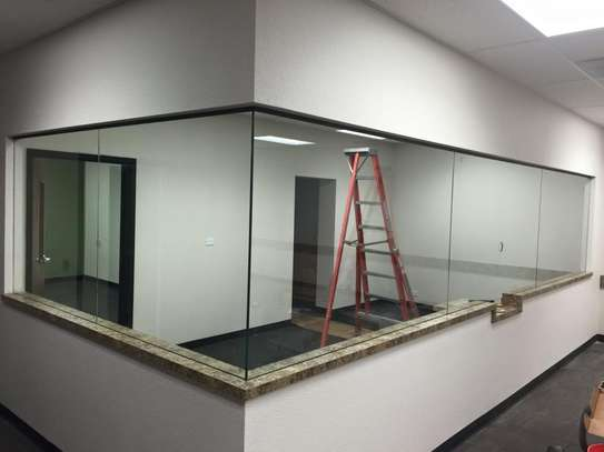 Office Glass Partition Services image 3