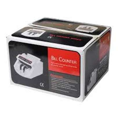 Bill Counter with Counterfeit Detection Feature 2108 UV/MG