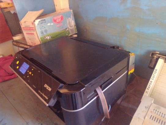 Epson px660 printer